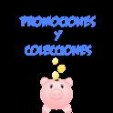 Promociones y colecciones logo