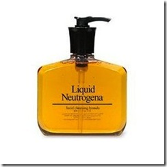 Neutrogena Fragrance Face Wash