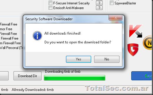 SSDownloader-Download-Completed