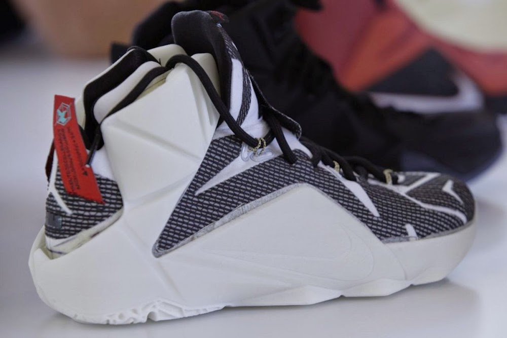 info for 55c2a 6d93d Some LeBron 12 Samples amp Prototypes Spotted at Nike WHQ ...