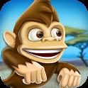 Banana Island: Monkey Fun Run icon