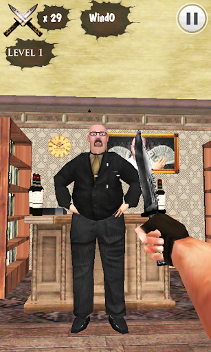 Knife King2-Shoot Boss Plus