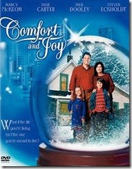 affiche-Une-Seconde-chance-a-Noel-Comfort-and-Joy-2003-1