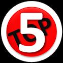 Top 5 Cars logo