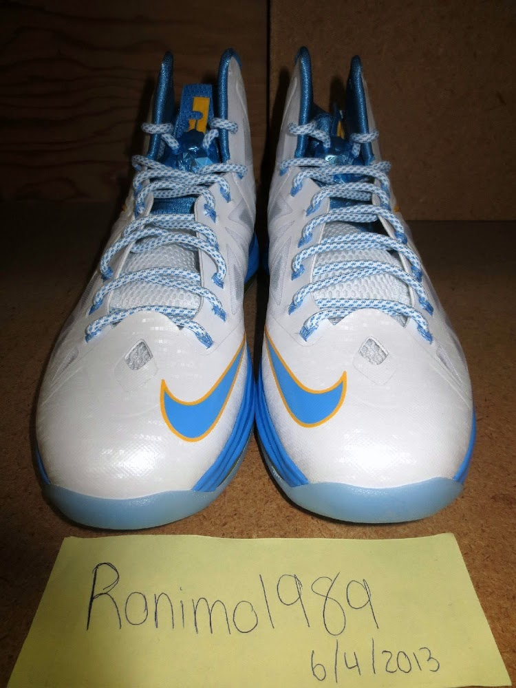 44283e16a91 ... Detailed Look at Swin Cash8217s LEBRON X Chicago Sky PEs ...
