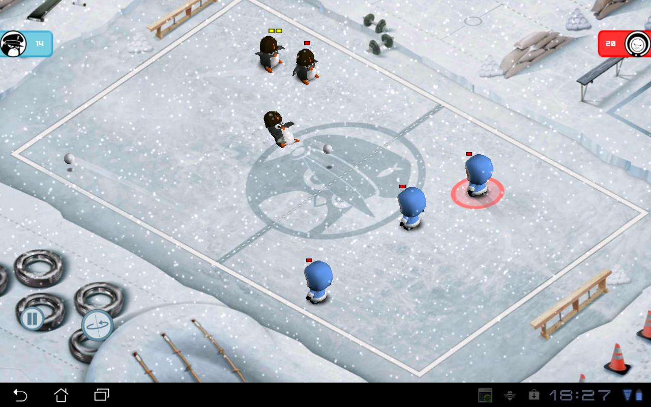 Coldwar HD for tablets - screenshot