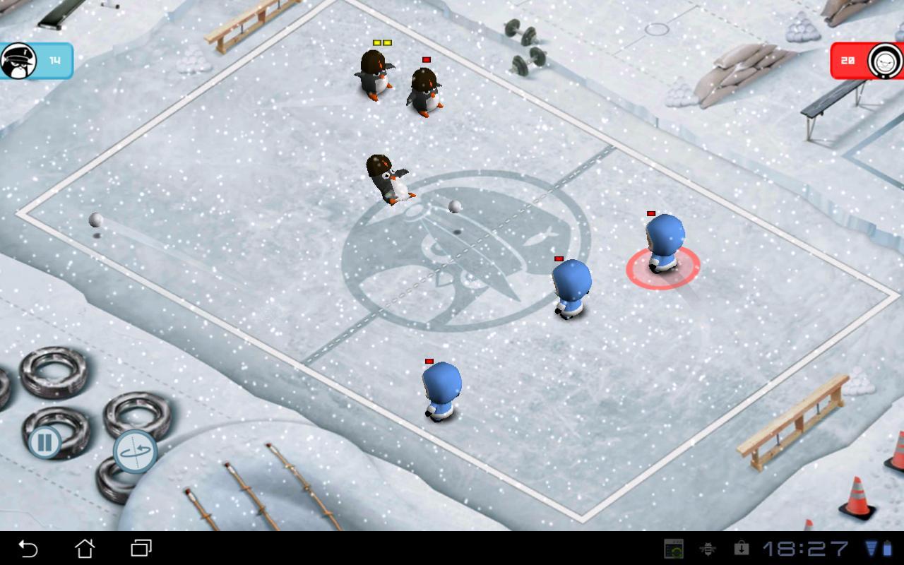 Coldwar HD for tablets- screenshot