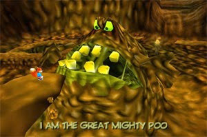 Conker's Bad Fur Day - Great Mighty Poo