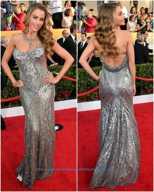 Sofia Vergara -20th Annual Screen Actors Guild Awards (1)