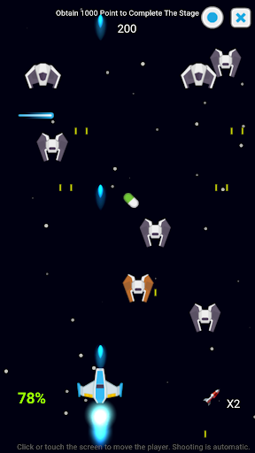 Galaxy Hit Fighter Free
