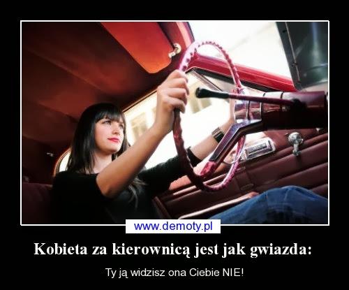 Poradnik dobrej dziewczyny: Kobieta za kierownicą