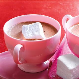 Cinnamon and Spice Hot Cocoa.