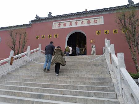 Taoism China: Templul de la Maoshan