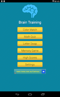Brain Training - Brain Games