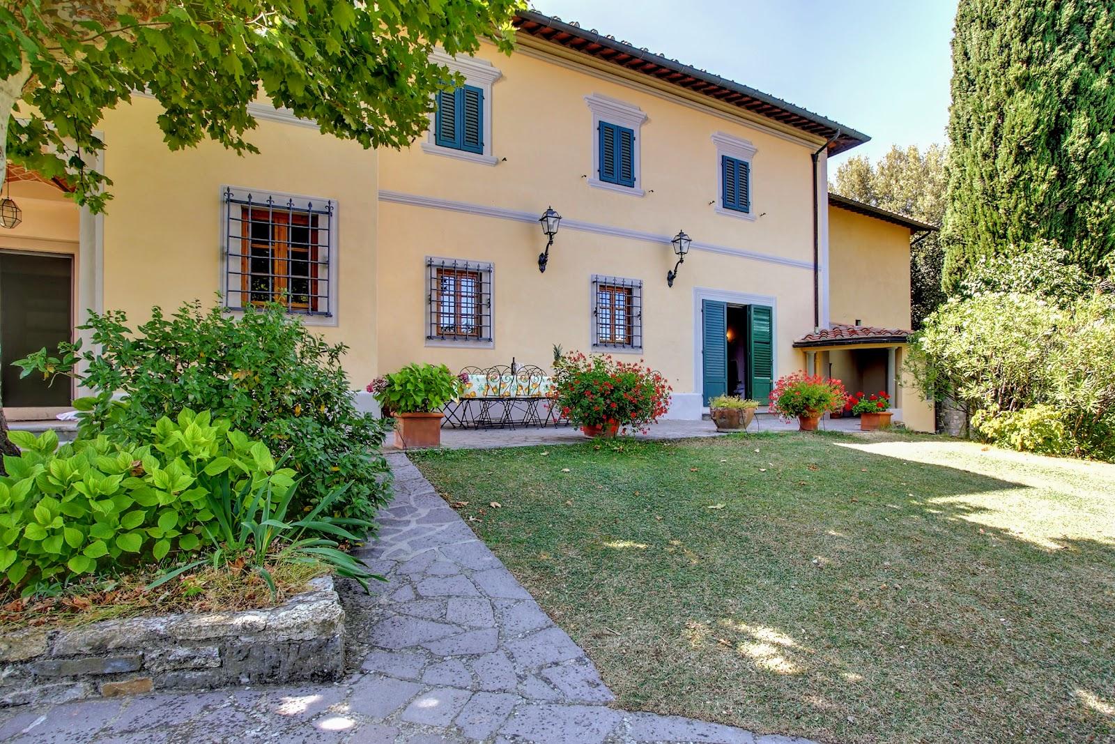 Villa Grevigiana_Figline Valdarno_1