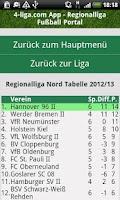 Screenshot of Regionalliga - 4-liga.com