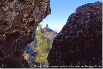 7485 La Goleta-La Candelilla(Roque Nublo)