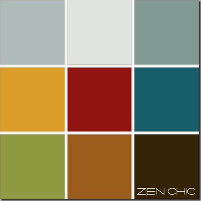 Color choice ziegelrot