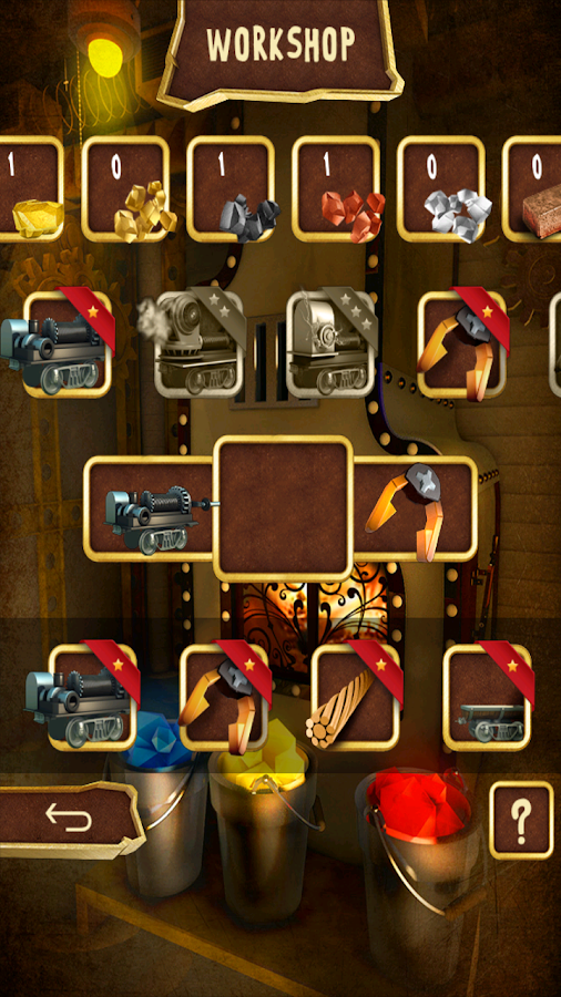 Gold Miner Fred 2: Gold Rush- screenshot