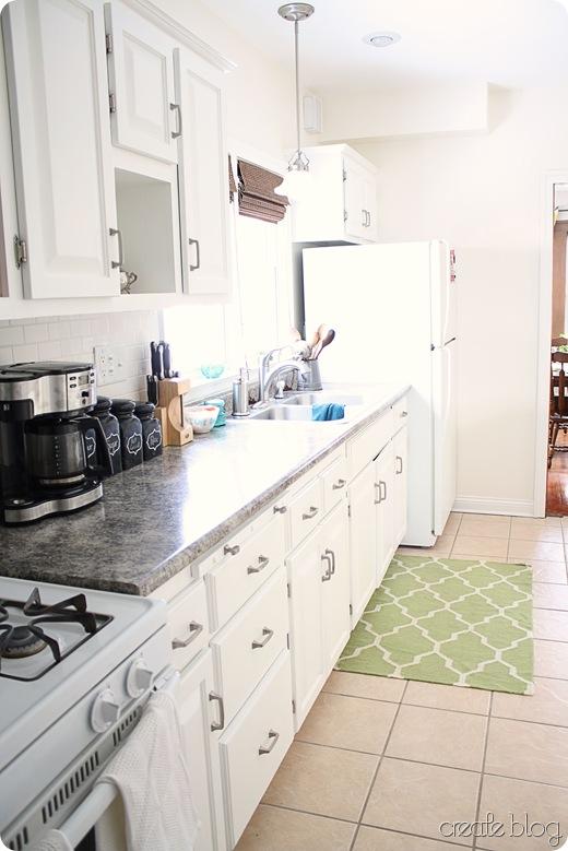CrEATe: Kitchen Renovation Reveal