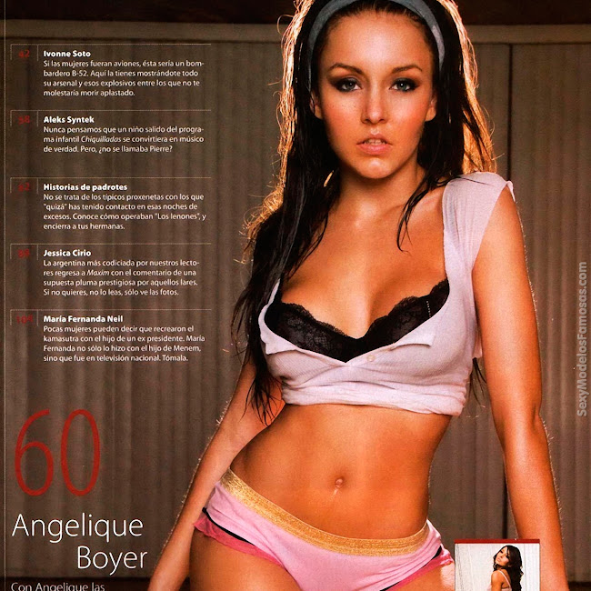 Angelique Boyer Foto 50
