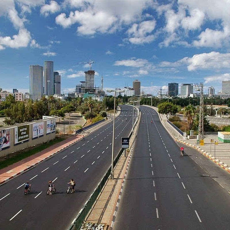 Yom Kippur, The Day When Israel Goes Car Free