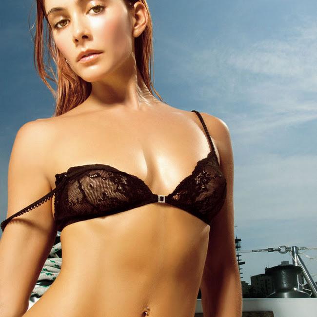 Andrea Lopez Desnuda Revista SoHo Foto 1