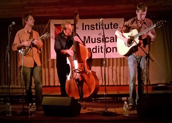 Matt Flinner Trio @ IMT Saint Mark Presbyterian Church 04-02-2012