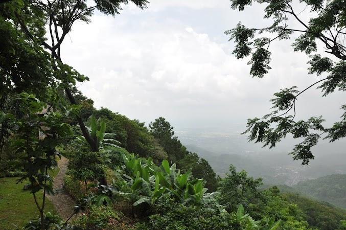 Imagini Thailanda: Peisaj de la Doi Tung, Thailanda