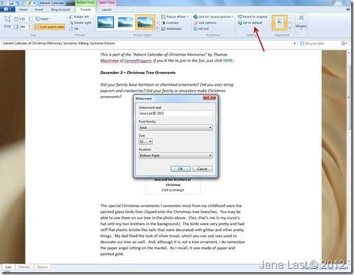 Windows Live Writer 3