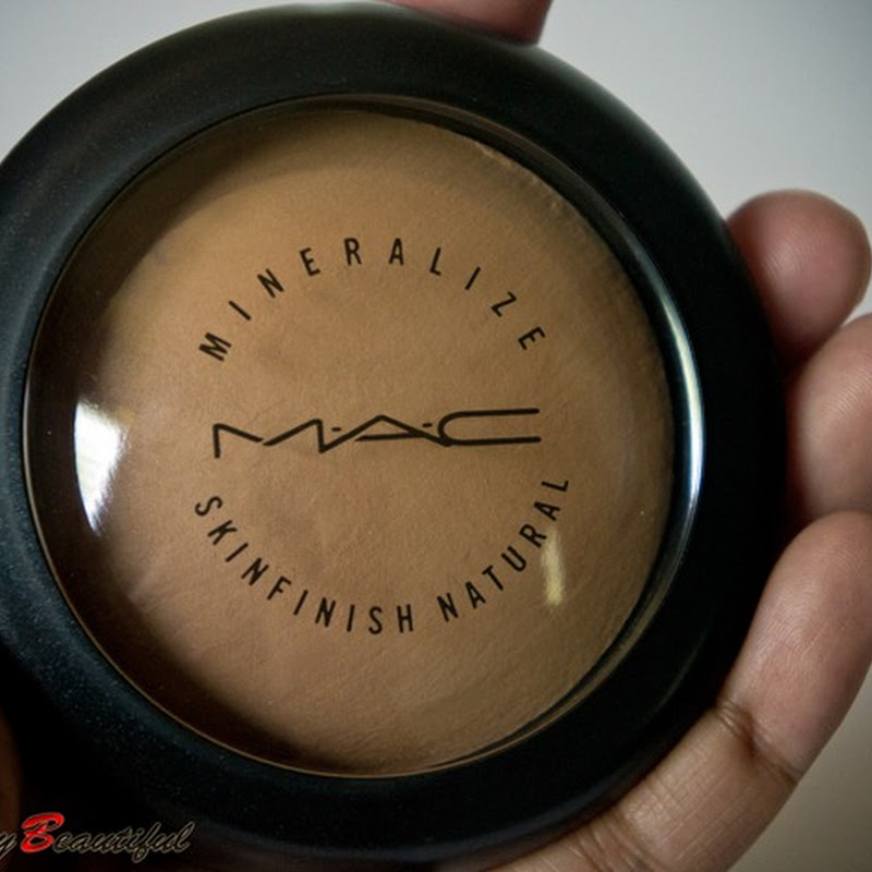 Mac Mineralize Skinfinish Natural Color Chart