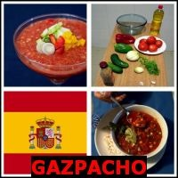 GAZPACHO- Whats The Word Answers