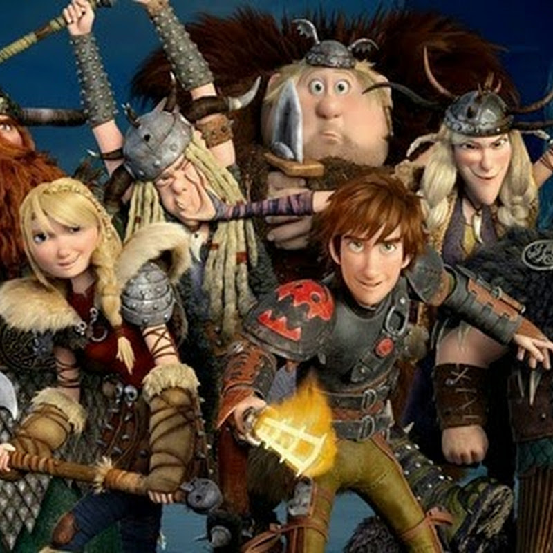 "The Gang's All Back with New Friends in ""How To Train Your Dragon 2"""