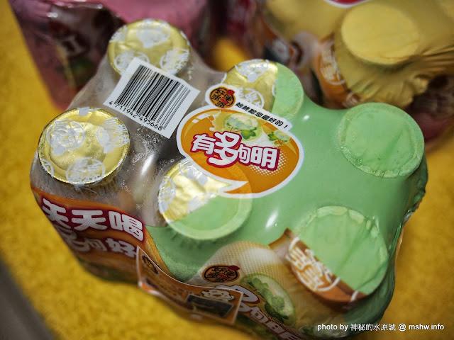 【食記】粉嫩口感, 微酸體驗 ~ 可以考慮一試的發酵乳-好運多多(有夠好運系列) 果汁 甜點 輕食 飲食/食記/吃吃喝喝