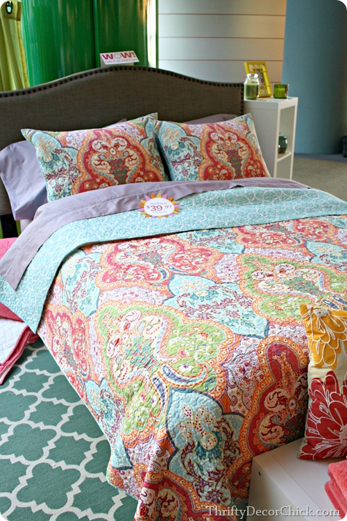 Better Homes And Gardens Tour From Thrifty Decor Chick