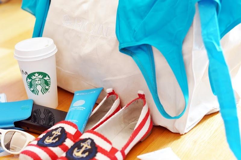 Starbucks, nintendo 3ds, vacanze estative, tutti i pordotti migliori per le vacanze, bioline le creme protettive sontro il sole