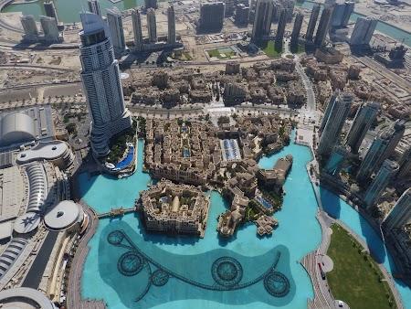 05. Panorama din Burj Khalifa.JPG