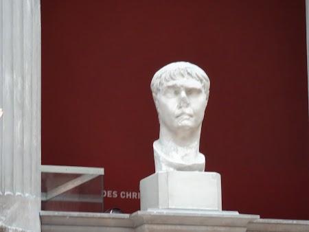 Muzeu Berlin: Statuie imparat Adrian