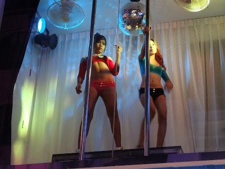 Dansatoare la bara Pattaya