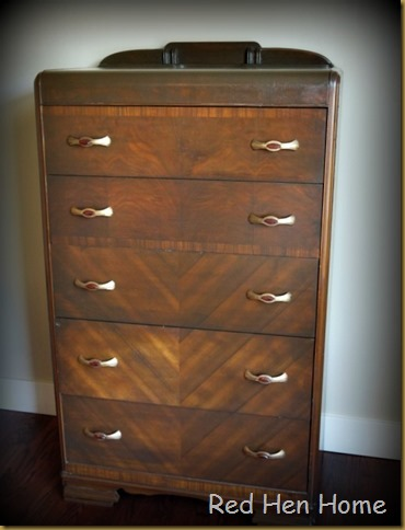Red Hen Home Waterfall Chest 1
