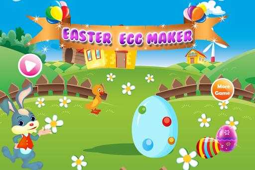 复活节彩蛋制造商游戏