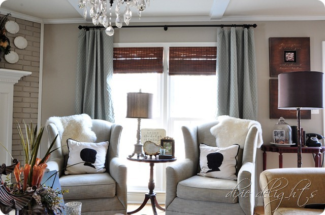 Living Room Transformation By Dixie Delight S T A R D