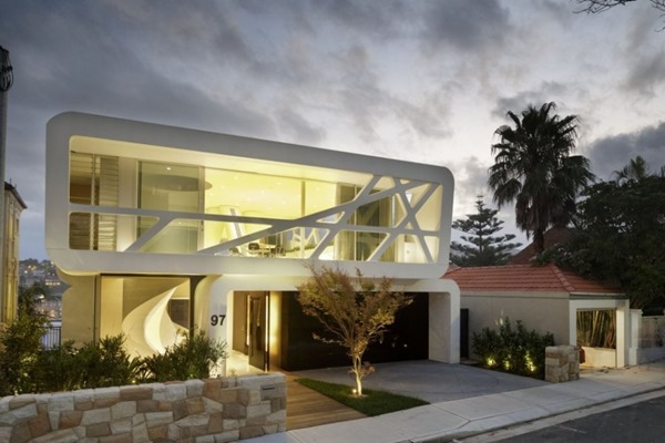 proyecto-de-vivienda-the-Hewlett-House-overlooking-Bronte-Beach