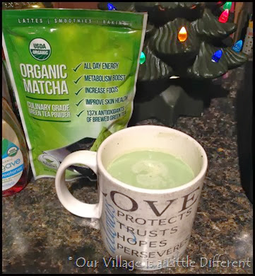 KissMe OrganicsGreen Tea Matcha