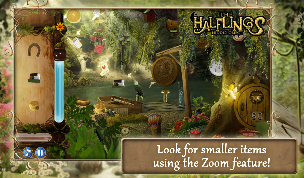 Hidden Object 3 Magic Places- screenshot