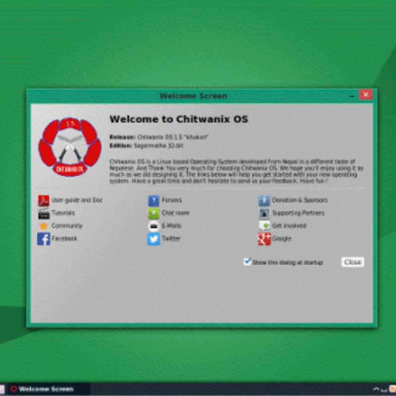 Chitwanix OS 1.5 codename Khukuri has been released.
