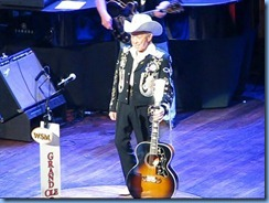 9739 Nashville, Tennessee - Grand Ole Opry radio show - Little Jimmy Dickens