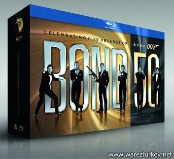 James Bond Ultimate Edition - Türkçe Dublaj BDRip Tek Link indir