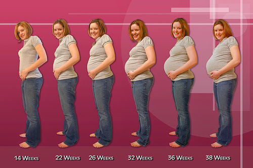 Pregnancy Yoga Exercises For Normal Delivery Img 4
