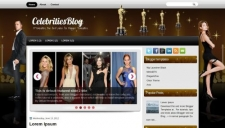 Celebritiesblog blogger template 225x128